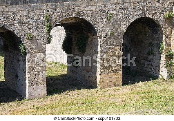 stein, bridge. - csp6101783