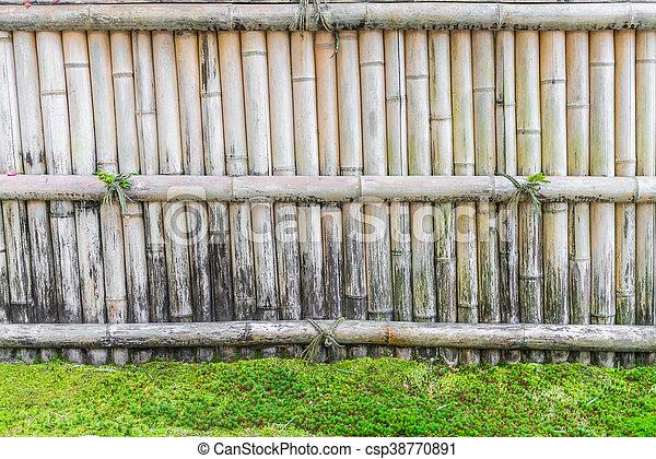 Stein, grüne blätter, zaun, bambus Stockfotos - Suche Foto Clipart ...