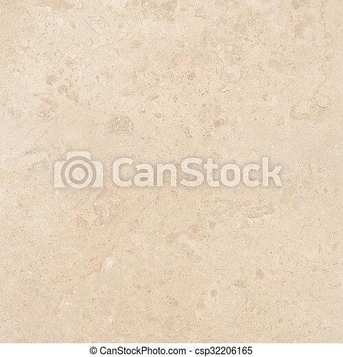Beige Marmor Naturstein Textur - csp32206165