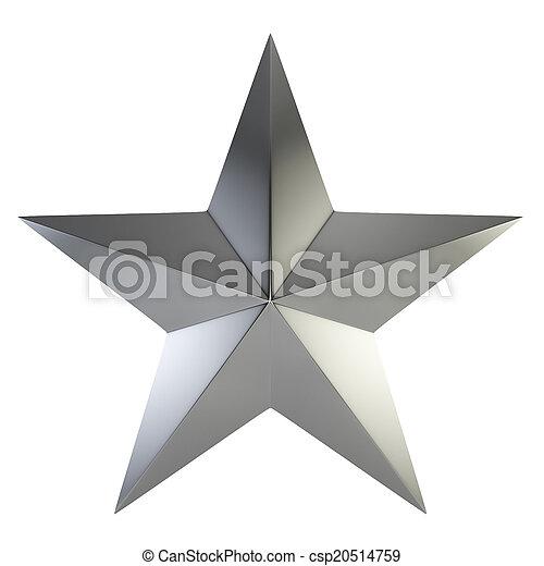stella, argento - csp20514759