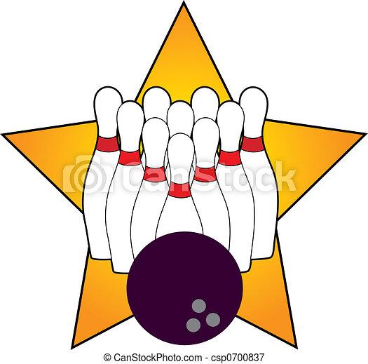 stella, bowling - csp0700837