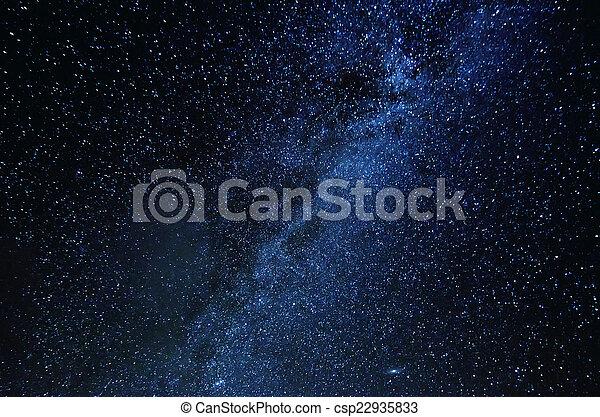 stella, cielo - csp22935833