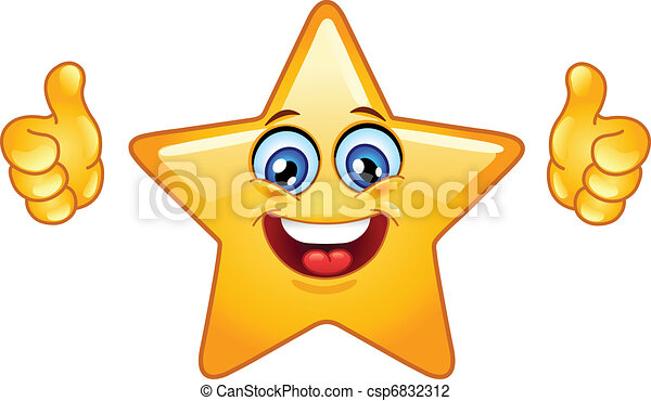 stella, pollici - csp6832312