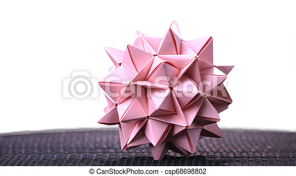 How to make the origami star ball. This is much cuter made out of ... | 273x450