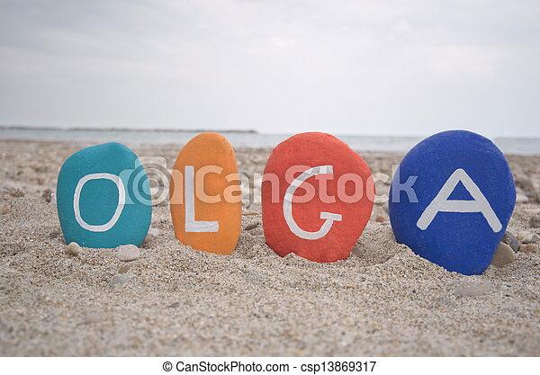 namn på stenar