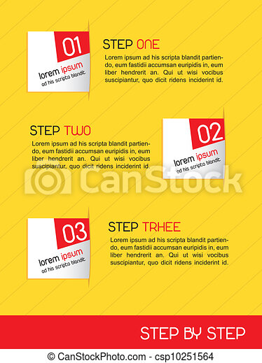 step by step - csp10251564