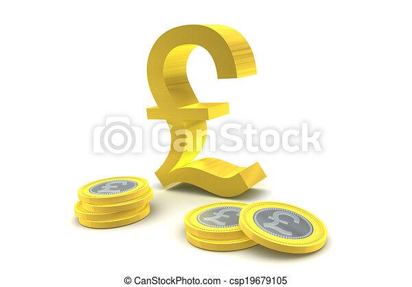 Sterling Pieces Symbole Livre