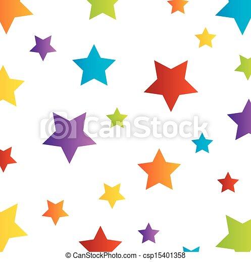 Star-Hintergrund - csp15401358