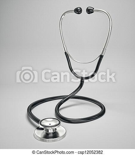 stethoscope - csp12052382