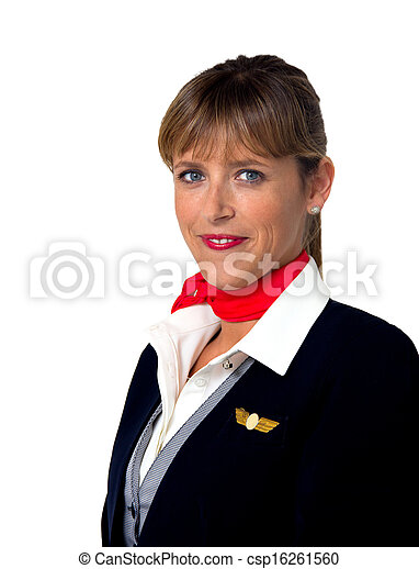 stewardess - csp16261560