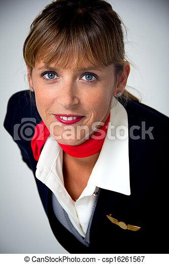 stewardess - csp16261567