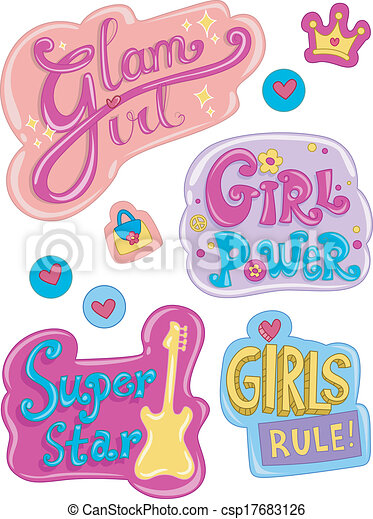 Stickers With