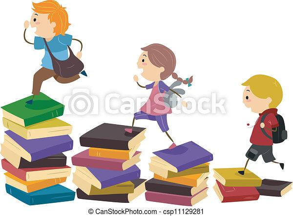 Stickman Books - csp11129281