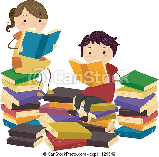 Stickman Books - csp11129349