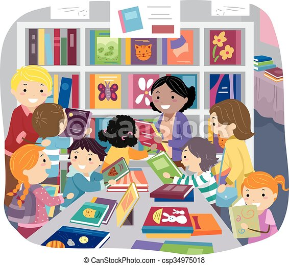Stickman Kids Parents Book Sale Selection