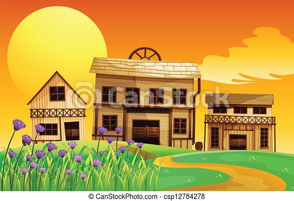 Stijlen woning anders illustratie for Huizen stijlen