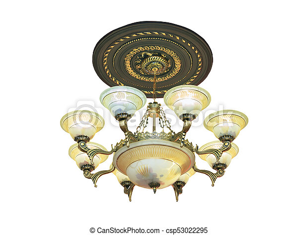 Kronleuchter Barock Gold ~ Stil aus freigestellt groß kristall kronleuchter barock weißes