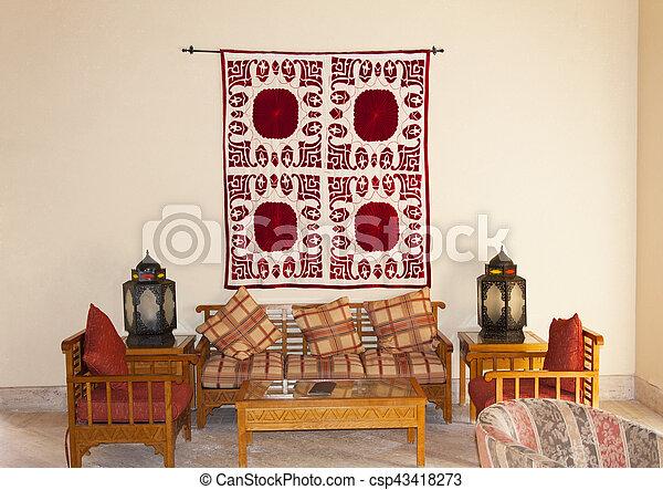 Marokkanische Inneneinrichtung | Stil Indische Turkisch Foto Interior Oder Dekoration