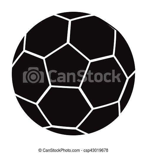 Stil Kugel England Illustration Land Symbol Fussball Freigestellt Hintergrund Vektor Schwarz Weisses Ikone Bestand