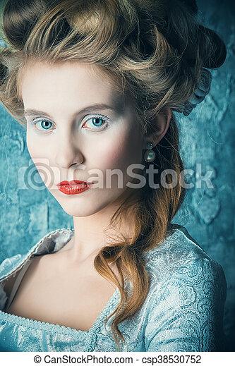 Stil Marie Antoinette