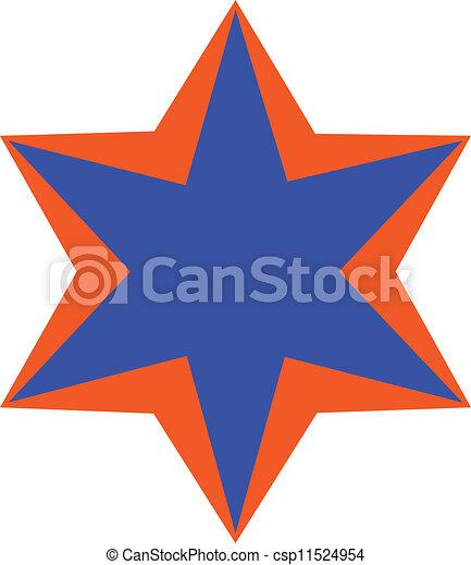 stjärna - csp11524954