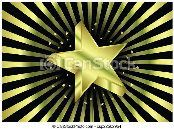 stjärna - csp22502954