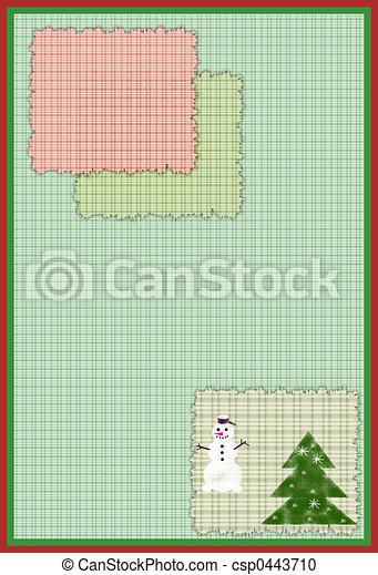 Stock Illustration o - csp0443710