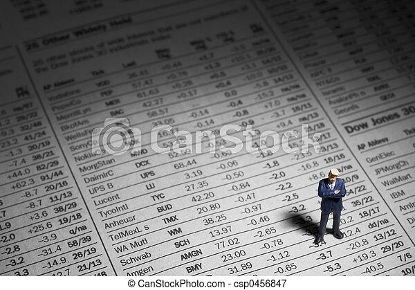Stock market  - csp0456847