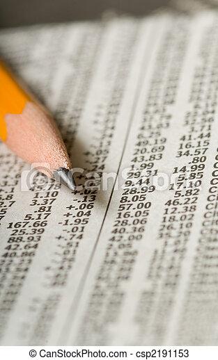 Stock Market Report - csp2191153