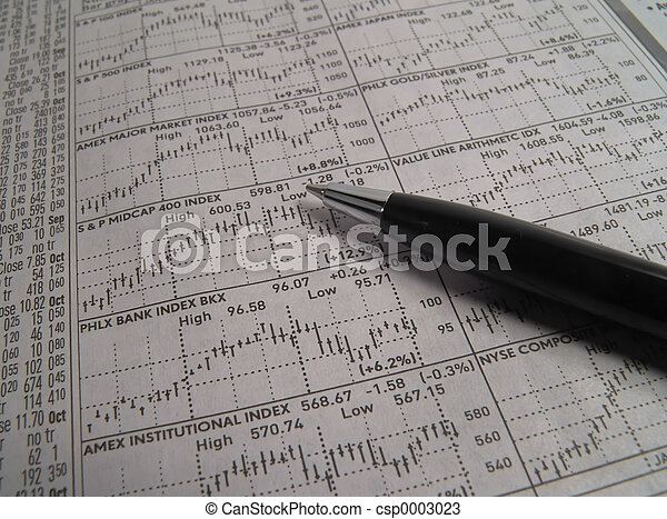 Stock Research - csp0003023