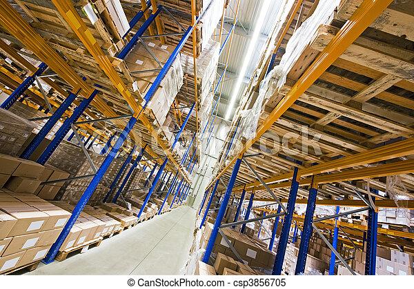 stockage, etagères - csp3856705