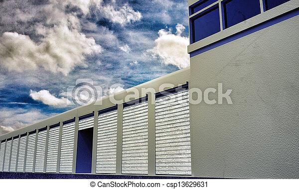 stockage, unité - csp13629631