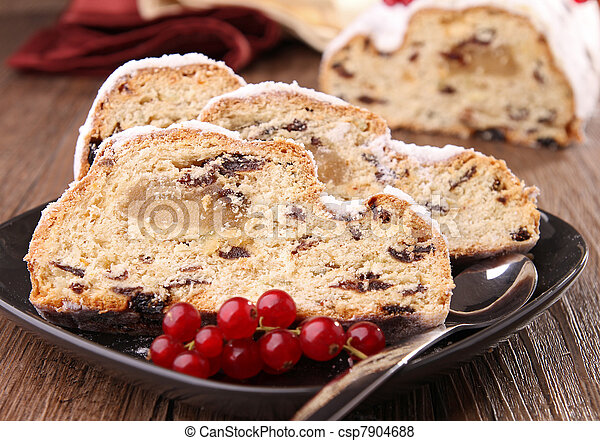 stollen fruit - csp7904688