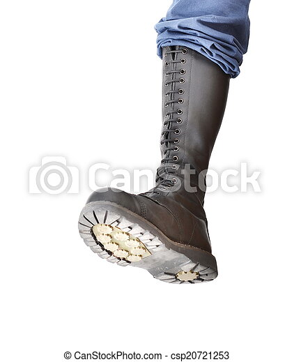 f8296da5937 Stomping boot