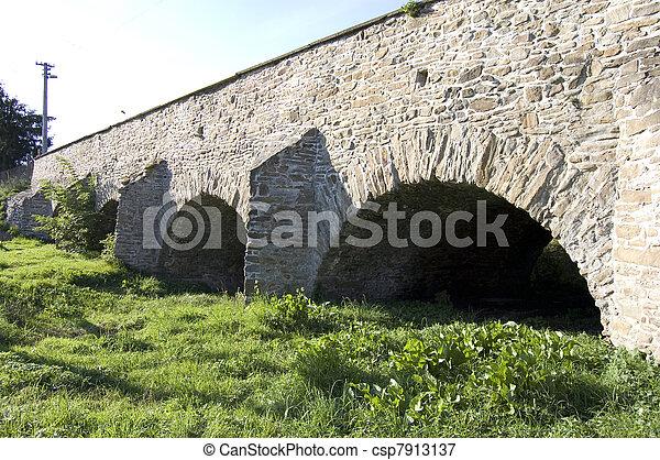 Stone Bridge - csp7913137