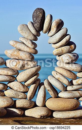 Stone Circle  - csp18694225