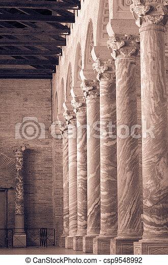 stone columns - csp9548992