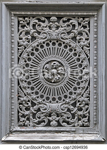 Stone detail - csp12694936