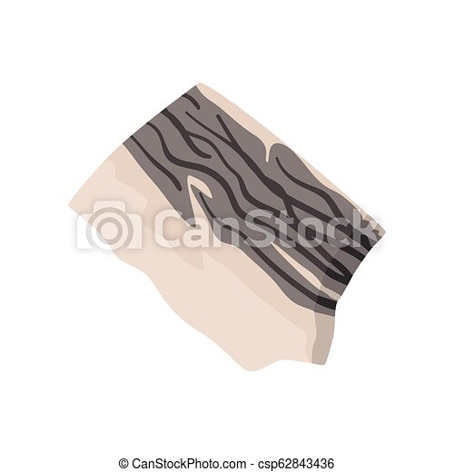 Stone, geological industry element vector Illustration on a white background - csp62843436