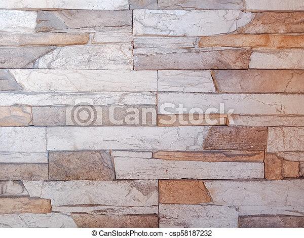 Stone light Texture. - csp58187232