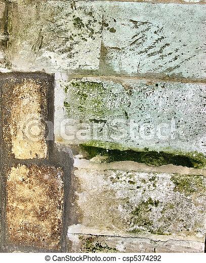 Stone pattern. 4 - csp5374292