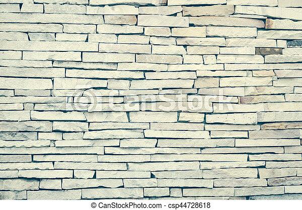 stone rock background texture - csp44728618