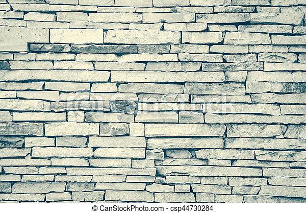 stone rock background texture - csp44730284