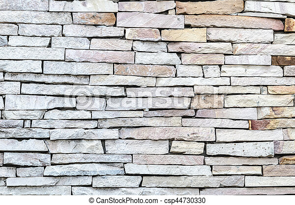 stone rock background texture - csp44730330