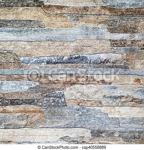 Stone Texture Background Cladding Details