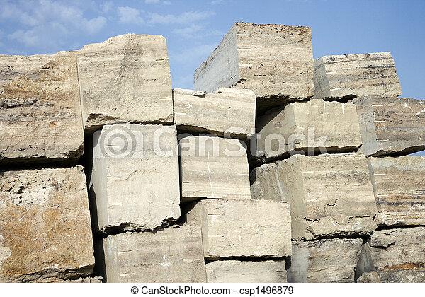 stone., travertin - csp1496879