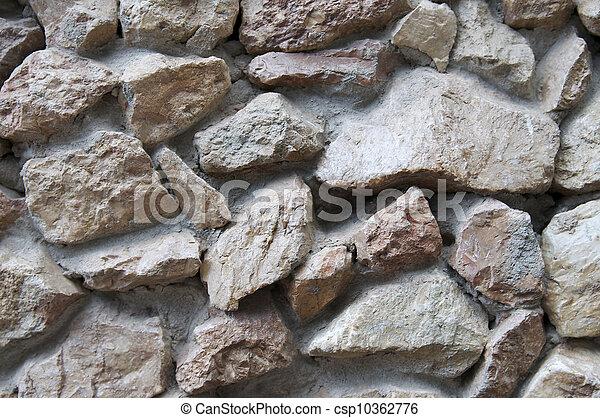stone wall - csp10362776