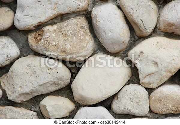 stone wall - csp30143414
