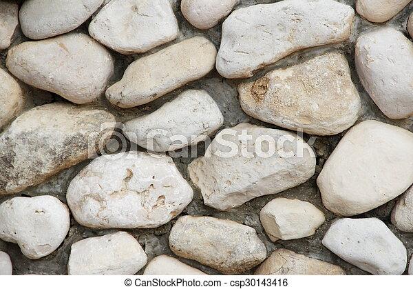 stone wall - csp30143416