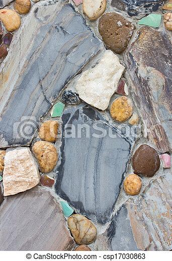 stone wall - csp17030863